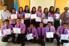 adult education junior high graduation